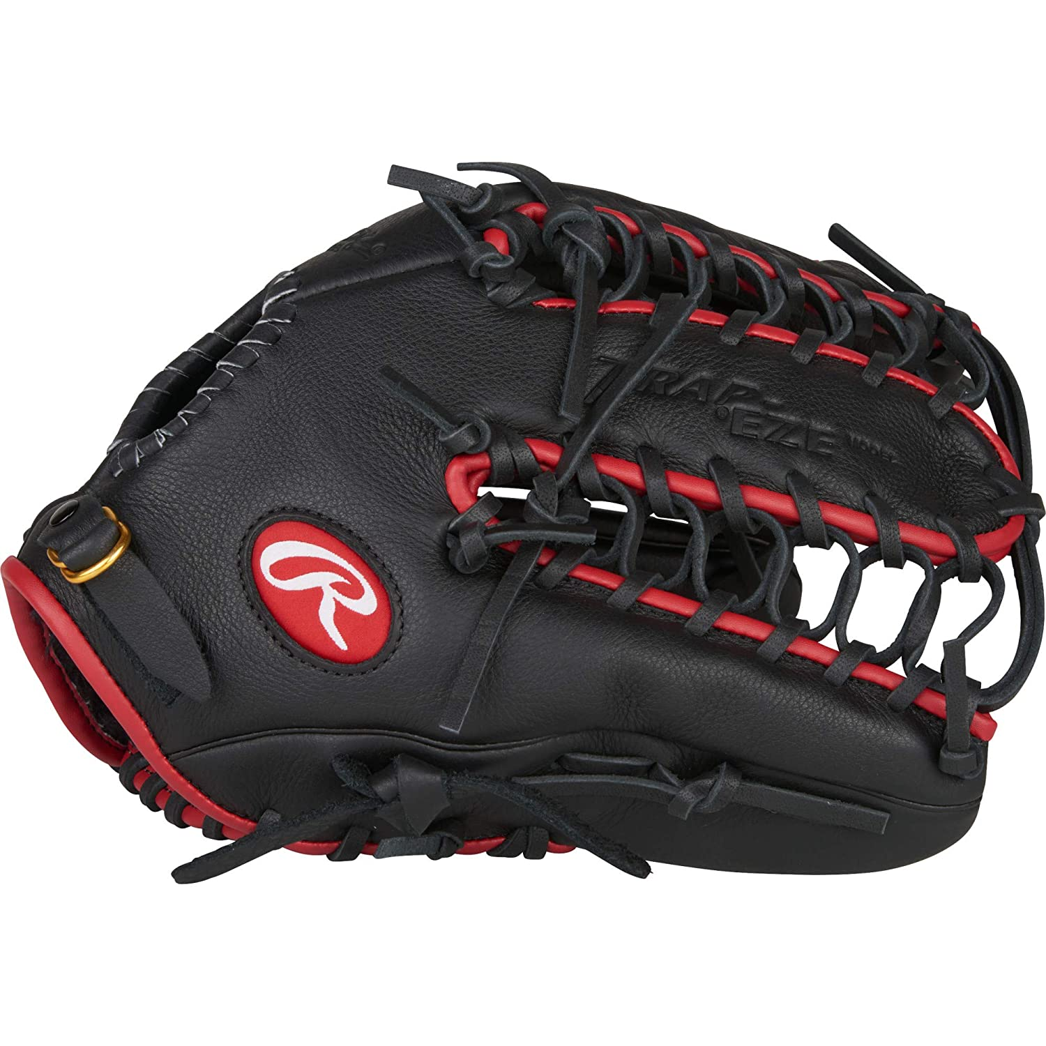 Rawlings Select Pro Lite trota 31,1  cm SPL1225MT Youth baseball guanto, SPL1225MT-6/0, Nero, 12.25' 1 cm SPL1225MT Youth baseball guanto 12.25 Greys Distribution