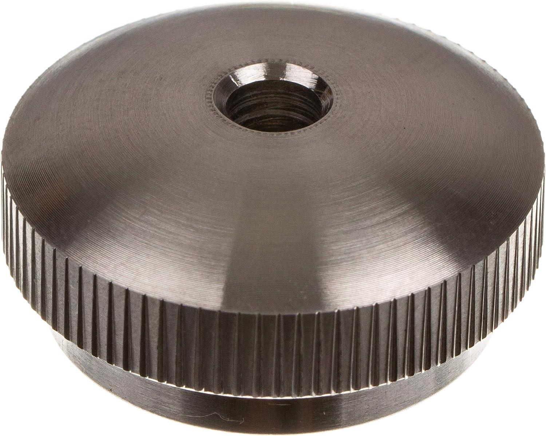 KR51 R/ändelmutter M6 SR4-2 Aluminium SR4-1
