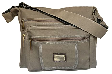 556a186ea4f3 Buy SNDIA Cotton Beige Crossbody Sling Bag Online at Low Prices in India -  Amazon.in