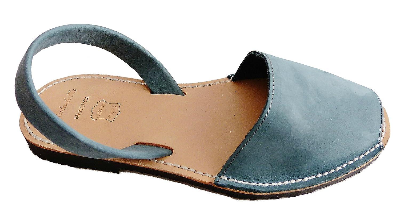 Sandali autentici di di autentici Minorca, vari colori, avarcas menorquínas.Tejano nobuck 2119a6