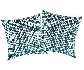INVACHI - Juego de cojines de decoración para sofás del ...