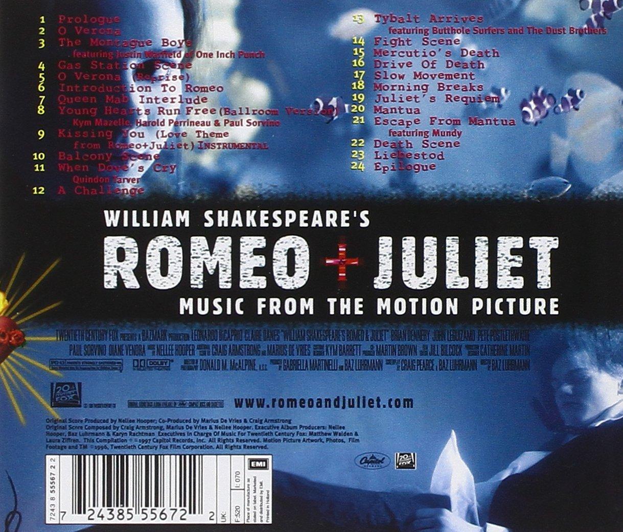 romeo and juliet 1996 prologue