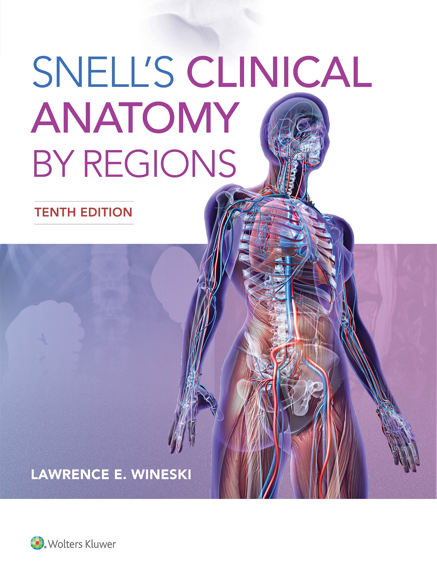 Snell\'s Clinical Anatomy by Regions: Amazon.co.uk: Lawrence Wineski ...