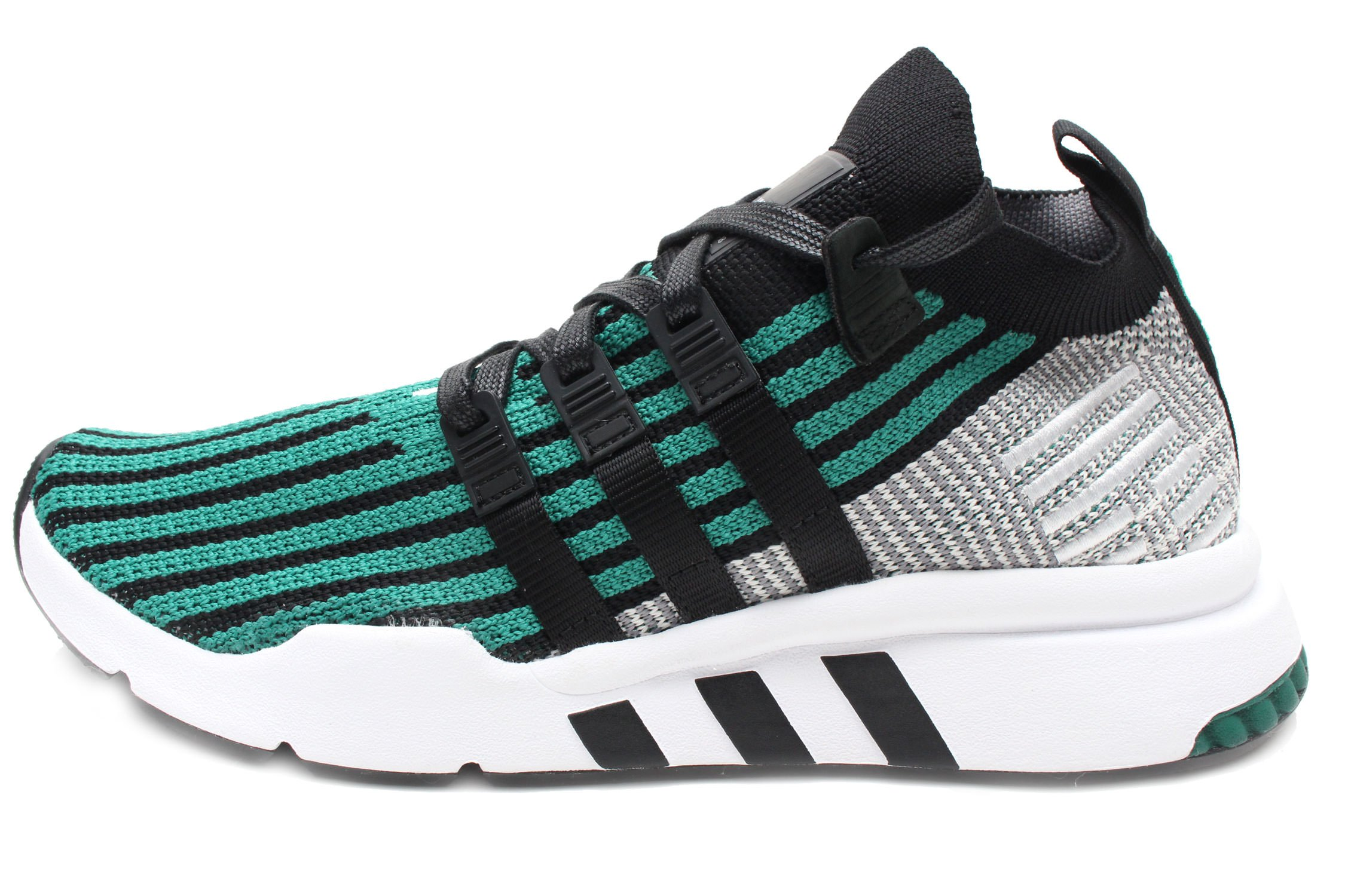 premium selection 4cd64 28019 Galleon - Adidas Mens EQT Support Mid ADV PK Originals Core BlackCore  BlackGreen Running Shoe 11 Men US