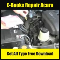 E-Books : Acura Repair
