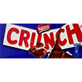 Crunch Chocolat lait et aux Céréales le 2 tablettes de 100g