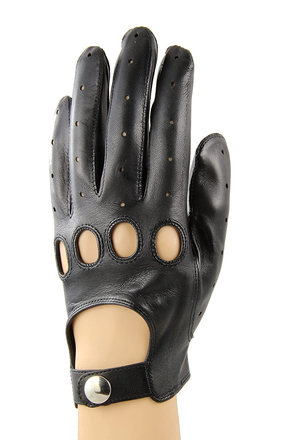 Gaspar leather driving gloves - Gaspar Men S Driving Gloves Featured In The Movie Drive Starring Ryan Gosling At Amazon Men S Clothing Store Cold Weather Gloves