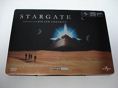 Stargate Edición Colleccionistas Caja Metálica DVD: Amazon ...