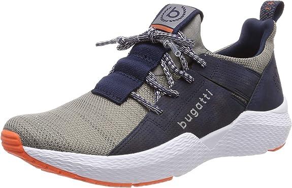 bugatti 341730616900, Baskets Enfiler Homme:
