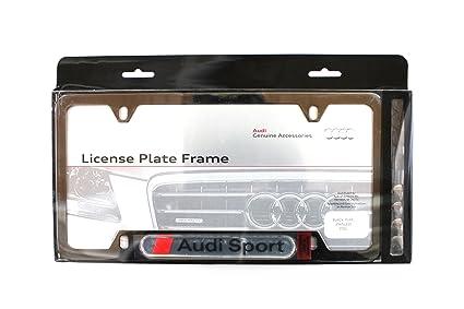 Amazon.com: Genuine Audi Accessories 8K0071801 Sport Black Powder ...