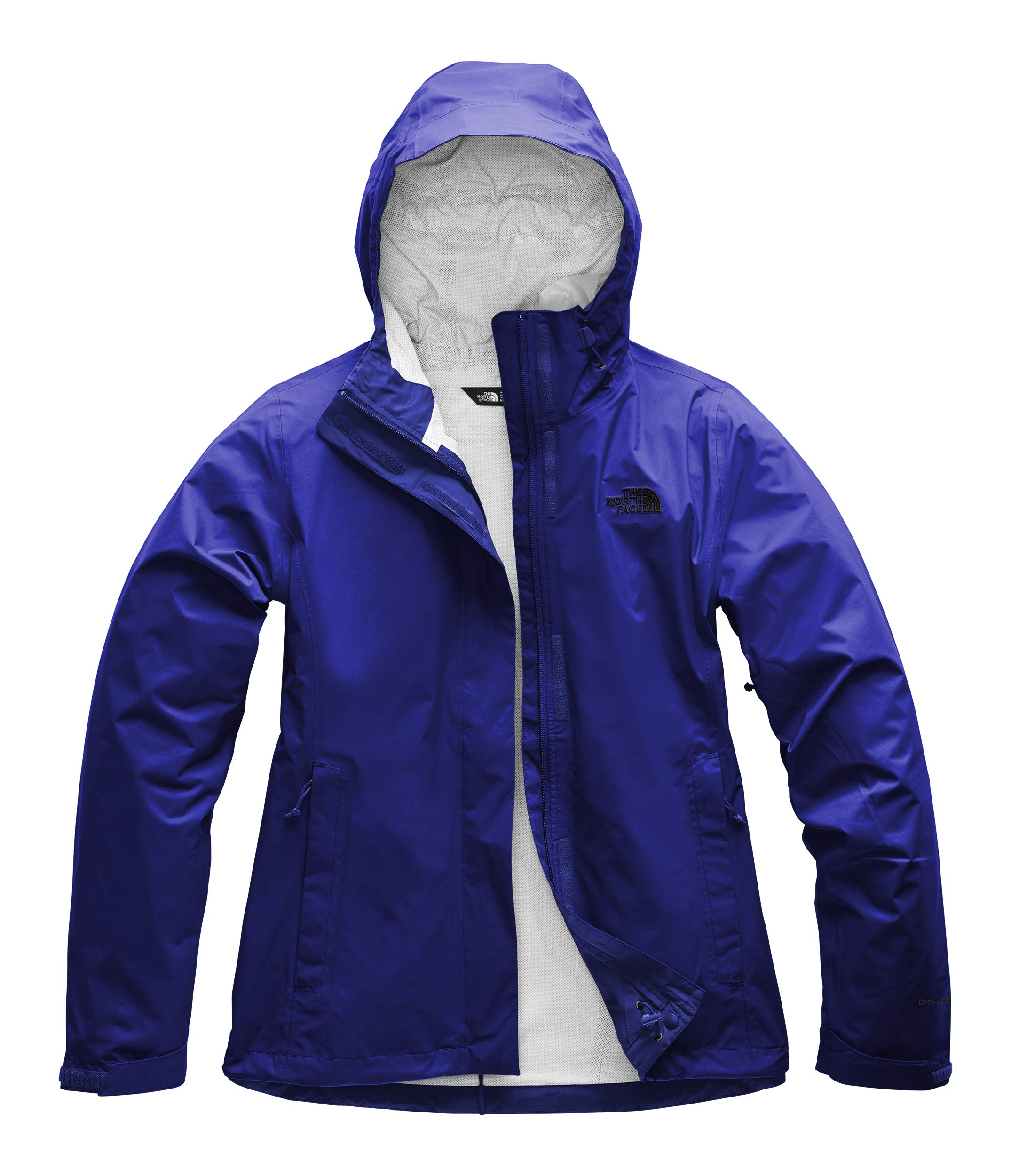 The North Face Women's Venture 2 Jacket, Aztec Blue, Size L by The North Face (Image #1)