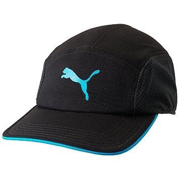 Puma Disc Fit Adjustable Running Cap - Black  Amazon.co.uk  Clothing e41c4d013f6