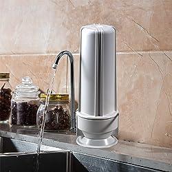 NU Aqua Platinum Series Premium Countertop Water Filtration System