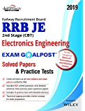 RRB JE 2nd Stage (CBT) Electronics Engineering Exam Goalpost Solved Papers & Practice Tests, 2019