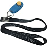 SmarterPaws Dog Training Clicker with Free Clicker training Ebook