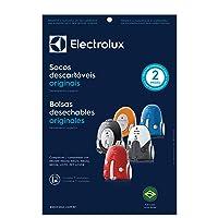 Kit 3 Sacos para Aspirador de pó, 1,98L, Electrolux