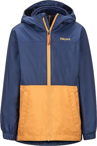 : Marmot Kids Boy's Precip Eco Component Jacket
