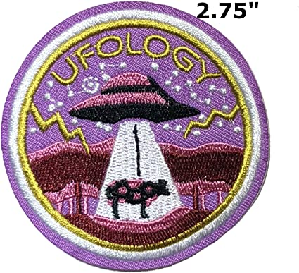 Amazon.com: Ufology vaca 2.75