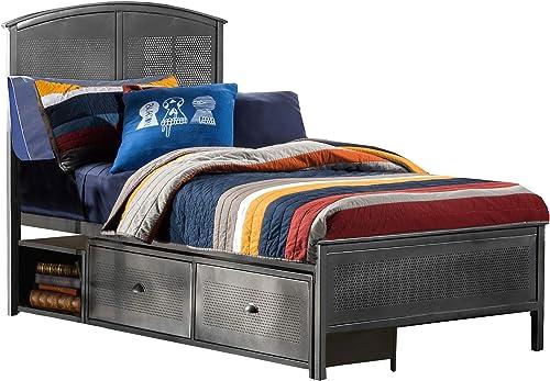 Hillsdale Furniture Urban Quarters Panel Storage Bed