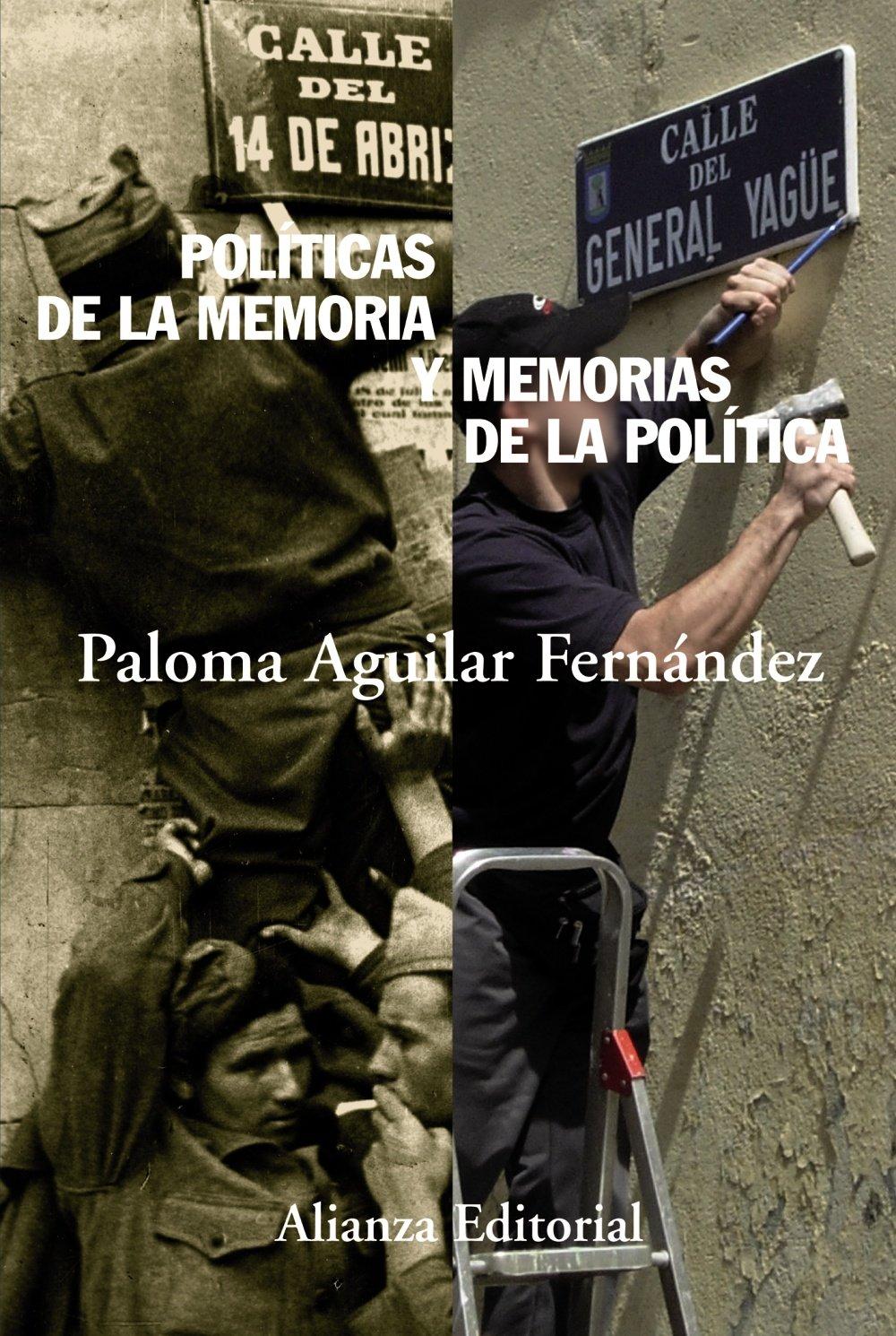 Políticas de la memoria y memorias de la política Alianza Ensayo ...