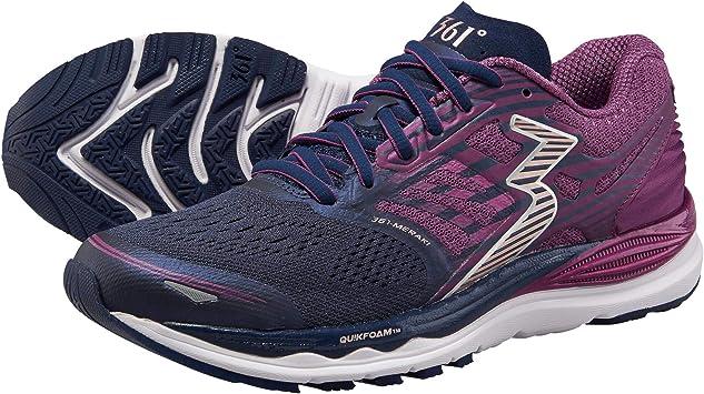 361 GRAD Meraki - Zapatillas de Running para Mujer, 8: Amazon.es ...
