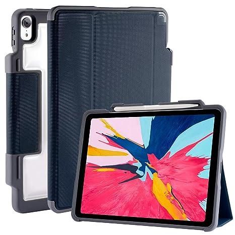 Amazon.com: STM Dux Plus - Carcasa para Apple iPad Pro 11 ...