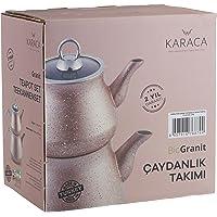Karaca Bio Granit Çaydanlık Takımı Purple