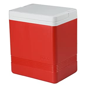 Igloo Legend Cooler (24-Can Capacity, Red)