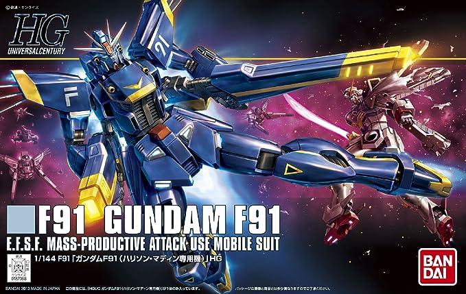 Robot Spirits Mobile Suit Crossbone Gundam Gundam F91 Harrison M... FROM JAPAN