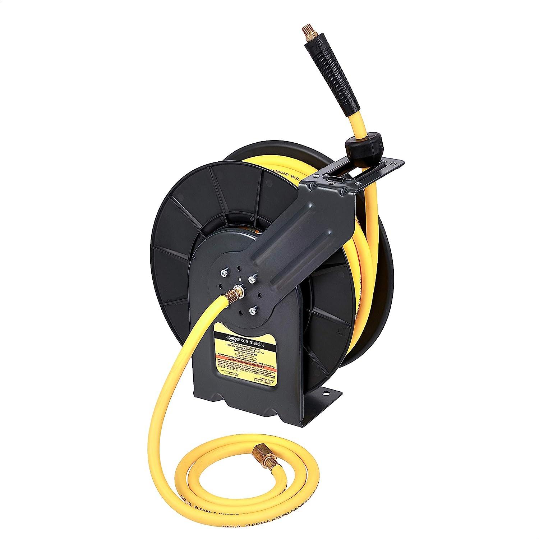 Amazon Commercial GAC-HR-004 Air Reel Retractable 3/8