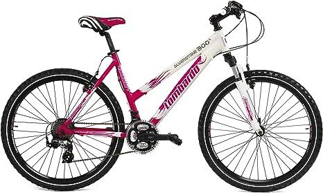 Lombardo LOM051 - Bicicleta para Mujer, Talla L (173-182 cm ...