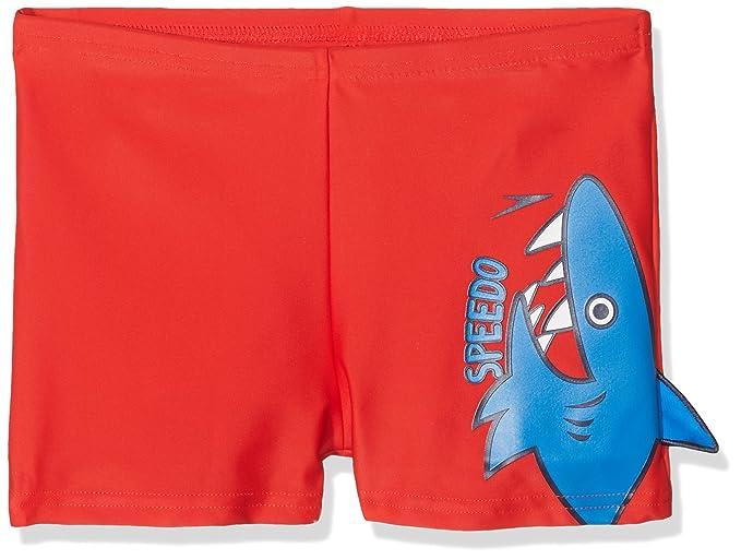 QinMM Ba/ñador Traje de Ba/ño Estampado de Tiburones Beb/é Ni/ños Ropa de Playa Pantalones Cortos