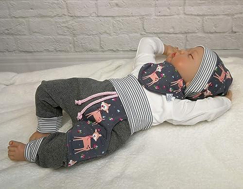 Baby Pumphose mit Tasche 50 56 62 68 74 80 86 92 98 104 Anker maritim handmade