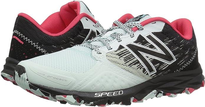New Balance 690v2 Trail, Zapatillas de Running para Asfalto para Mujer, Multicolor (Droplet),35 EU: Amazon.es: Zapatos y complementos
