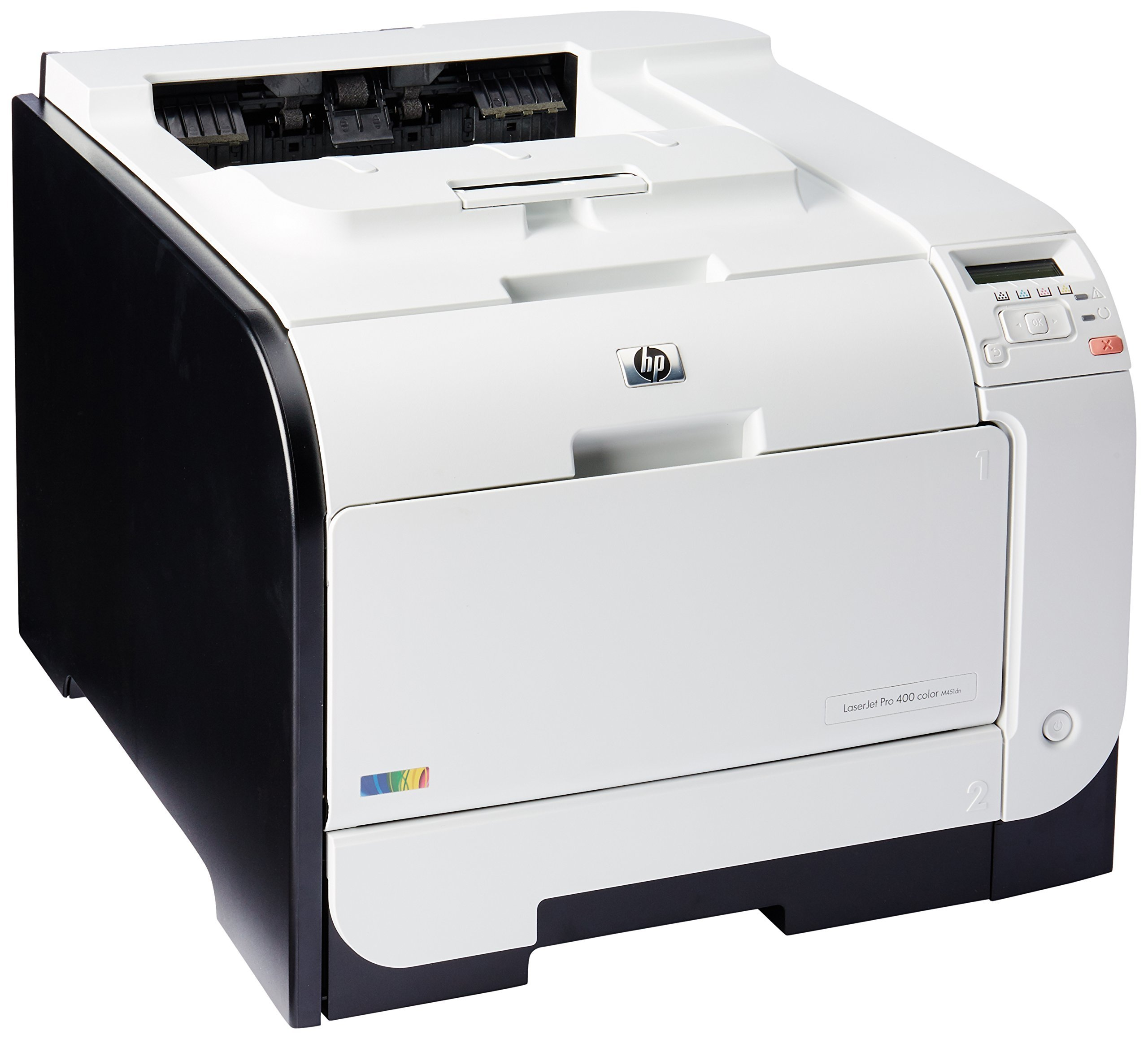 HP Laserjet Pro M451dn Color Printer (Discontinued by Manufacturer) (Renewed) by HP (Image #1)