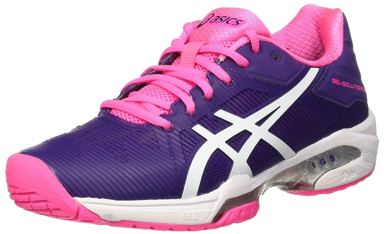 ASICS Gel-Solution Speed 3, Zapatillas de Tenis para Mujer E650N 3301