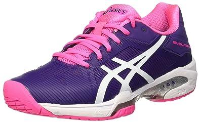 03fcd54a3d376 ASICS GEL-SOLUTION SPEED 3 Women s Running Shoes (E650N)  Amazon.co ...