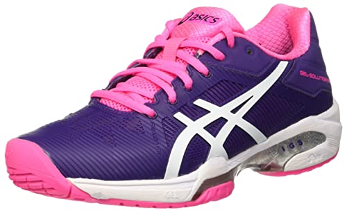 ASICS Gel-Solution Speed 3, Zapatillas de Tenis para Mujer: Amazon.es: Zapatos y complementos
