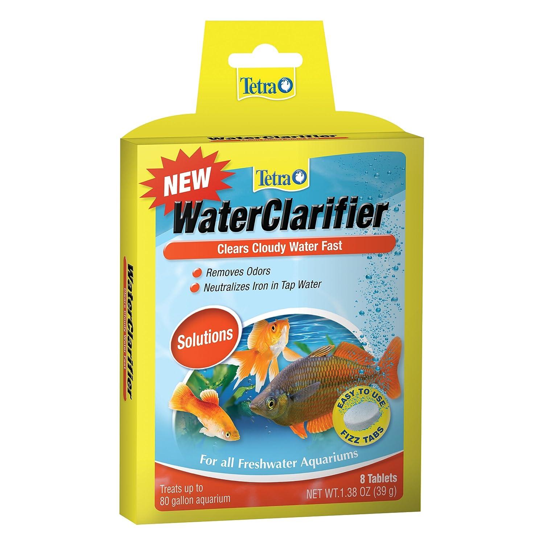 Amazon.com: Tetra Water Clarifier Tablets, Aquarium Solutions, 8 ...