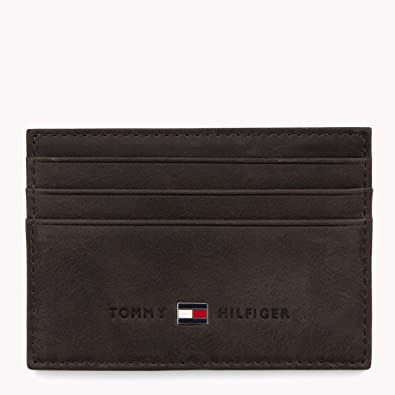 TOMMY HILFIGER Johnson CC Holder Brown: Amazon.es: Zapatos y ...
