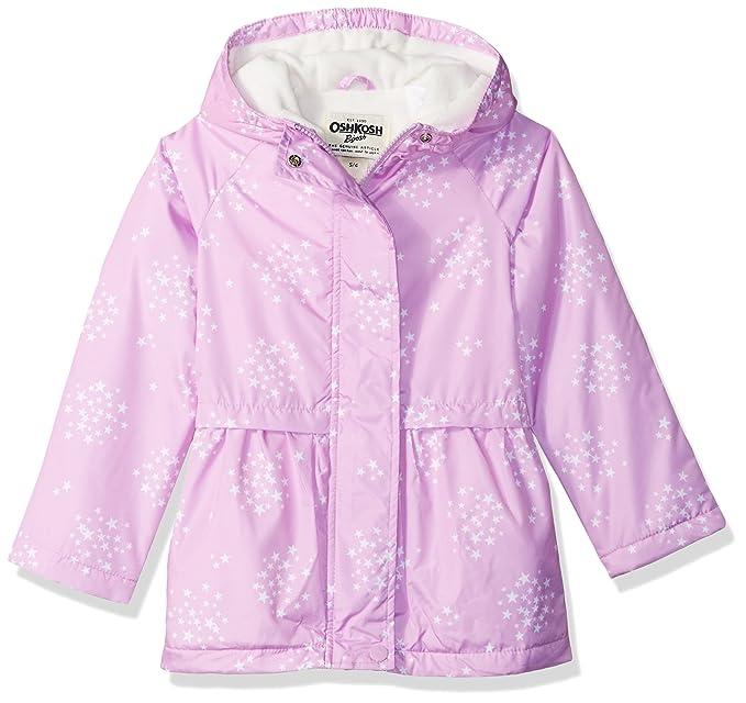 a1c48a1a1 Osh Kosh - Chamarra de Forro Polar para niña: Amazon.com.mx: Ropa ...