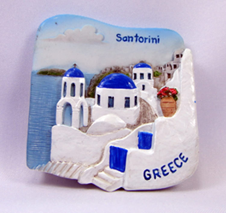 Souvenir Collectibles Santorini de Grecia para modelar a mano y ...