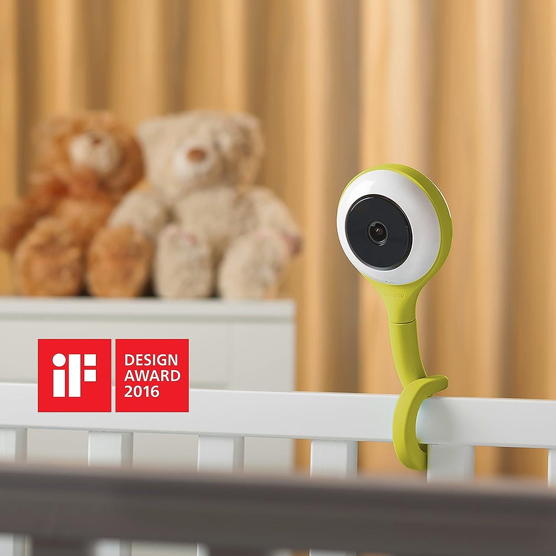 Lollipop c/ámara inteligente del beb/é pistacho - Lollipop Baby Monitor Pistachio