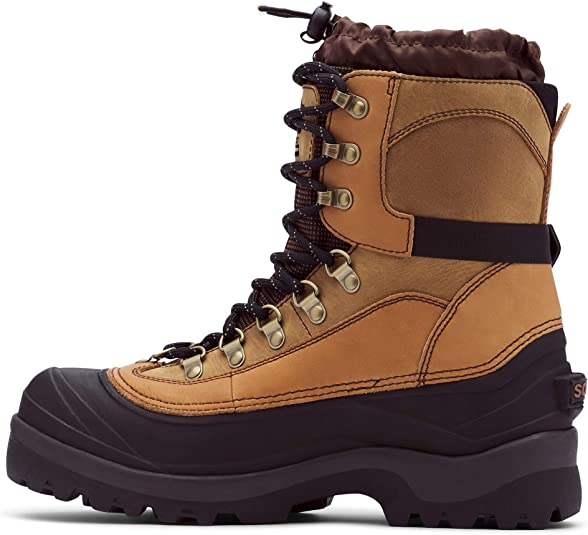 5. SOREL - Men's Conquest Waterproof Insulated Winter Boots