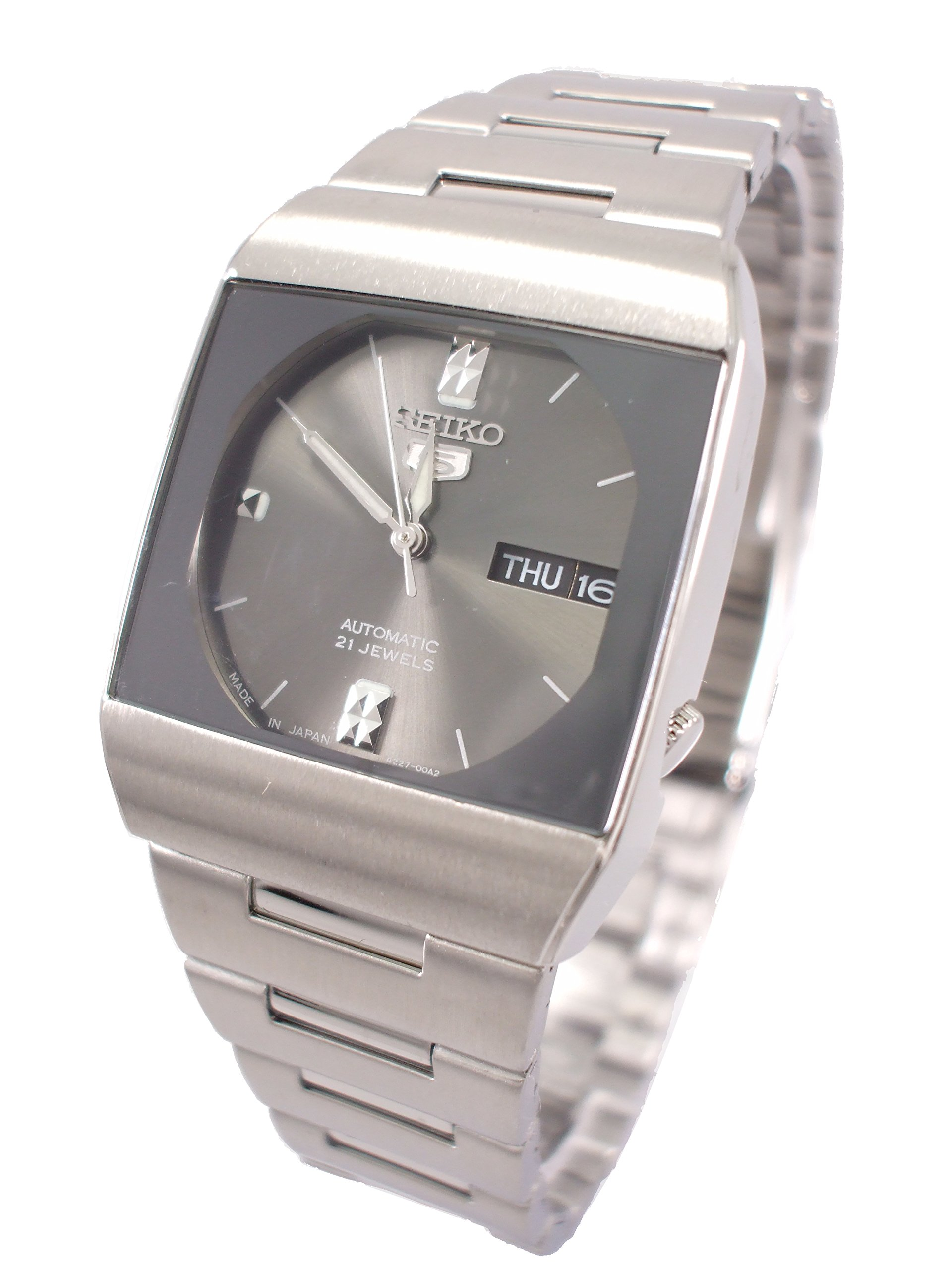 SEIKO 5 DRESS made in Japan automatic watch SNY001J1