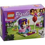 LEGO - 41114 - Friends - Jeu de Construction - Le Cadeau du Chat