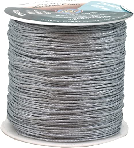 230M 1 roll Jewelry Cord Thread Beading Wire Nylon Cord DIY Jewelry Making 1mm