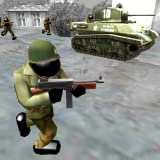 Stickman WW2 Battle Simulator