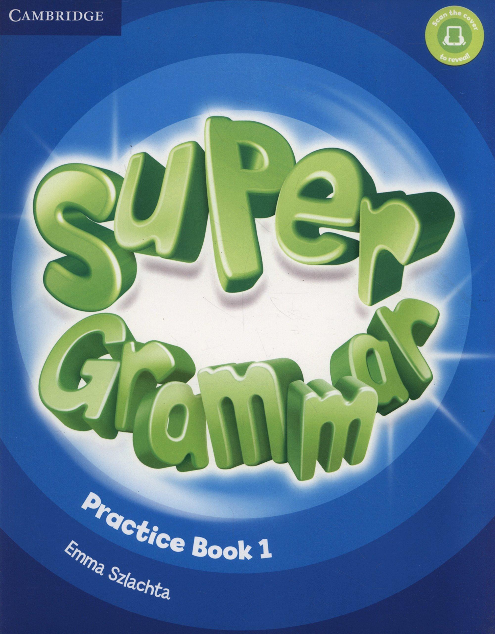 Super Minds Level 1 Super Grammar Book: Amazon co uk