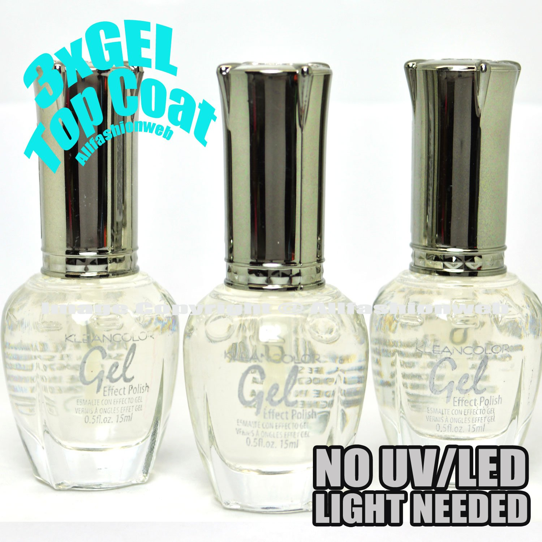 Metallic Nail Varnish Sets: Amazon.com: KLEANCOLOR Gel Effect Nail Polish Lacquer Full